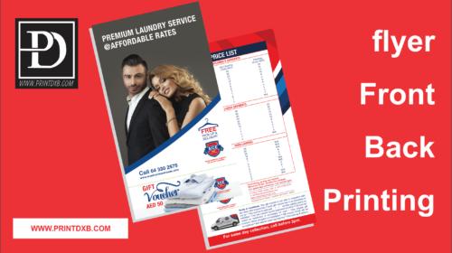 flyer printing services dubai Printdxb A to Z