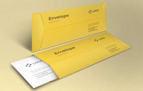 DL Envelope Printing in Dubai