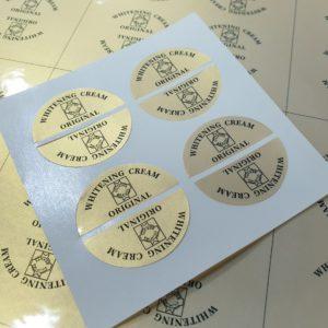 round sticker printing dubai abu dhabi